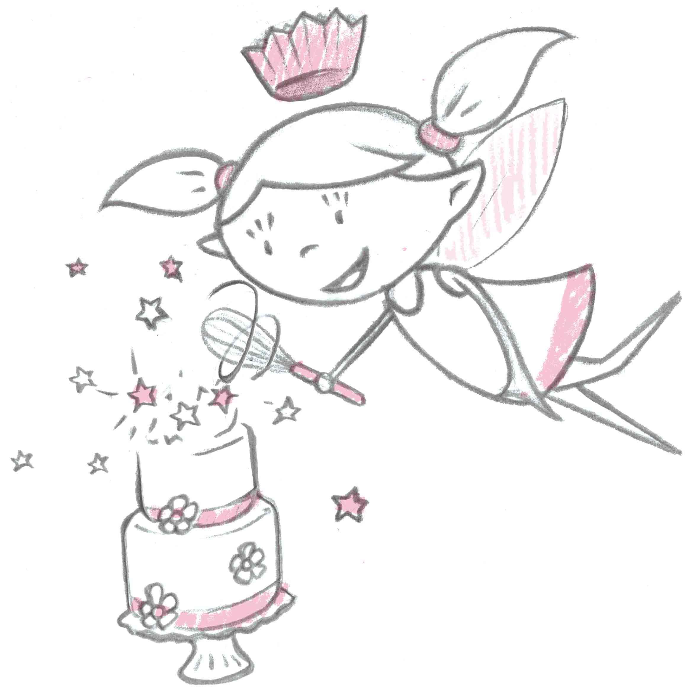 unsere Cake Queen