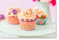 Décorations pour cupcakes