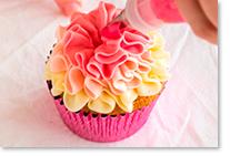 Ustensiles et matériels pour cupcakes