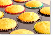 Moules à cupcakes
