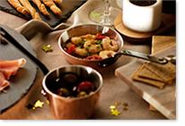 Spatules, bols, fouets et maryse pour la préparation Féerie Cook