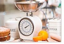 Mesures et balances de Féerie Cook