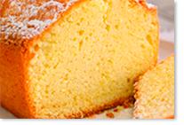 Ingrédients et préparations pour gâteaux