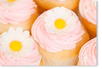 Cupcake thème Printemps / été