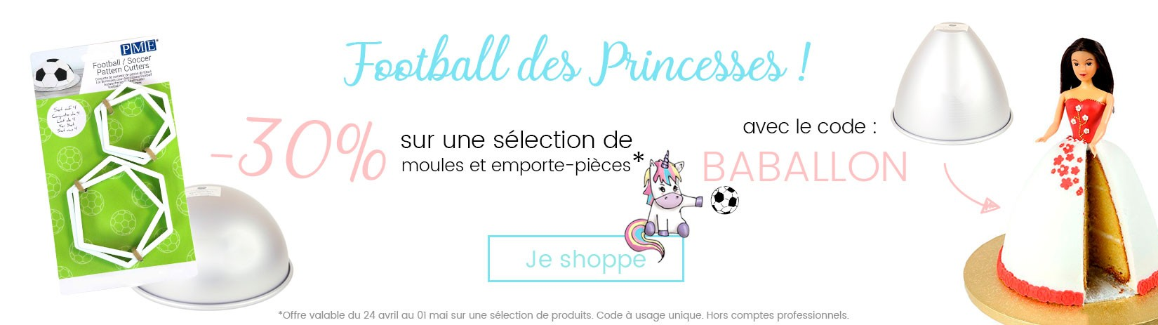 Promo Foot & Princesses
