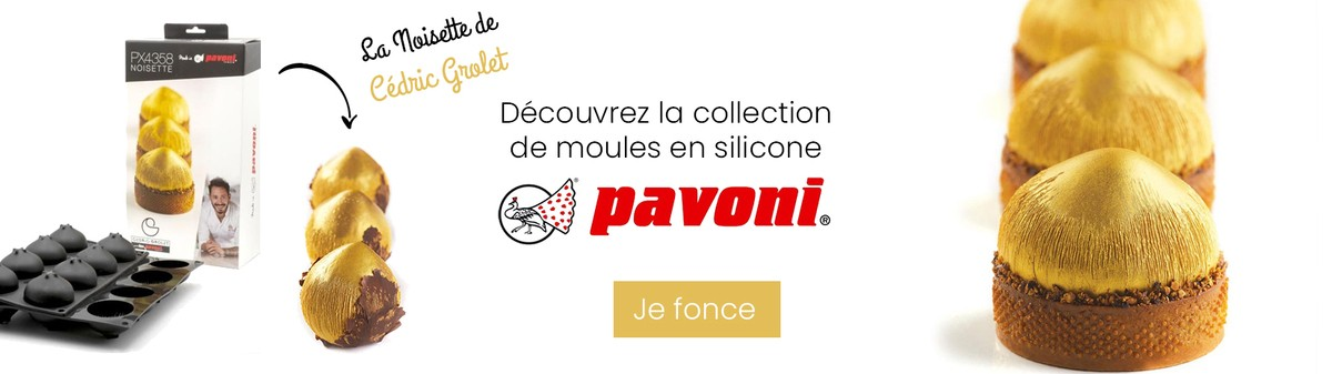 Les moules by Pavoni